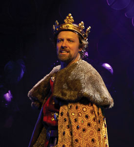 Jim Stanek in Camelot