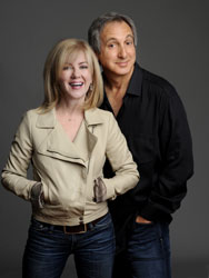 Jane Milmore and Billy Van Zandt