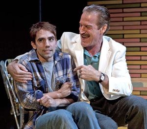 Keith Nobbs and Kevin Kilner in Lemon Sky
