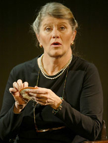 Judith Ivey in Women on Fire(Photo © Carol Rosegg)