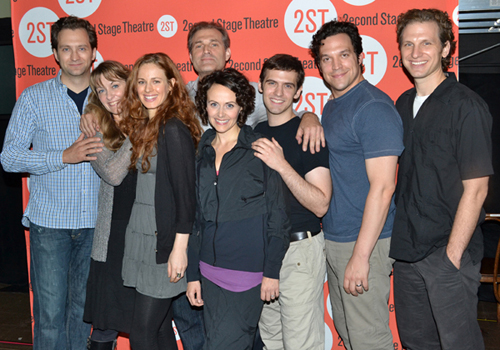 Graham Rowat, Meghan McGeary, Teal Wicks, Marc Kudisch, Julia Osborne,