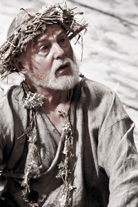 Derek Jacobi in King Lear