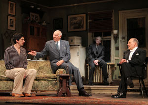 Adam Driver, Frank Langella, Michael Siberry,