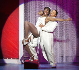 Deidre Goodwin and Eugene Flemingin Never Gonna Dance(Photo © Joan Marcus)