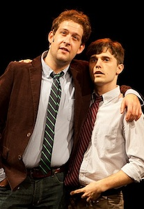 Andrew Kober and Andy Mientus