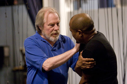 Michael McKean and Seth Gilliam