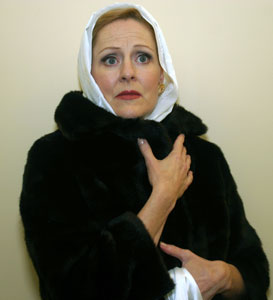 Donna English in Madame X