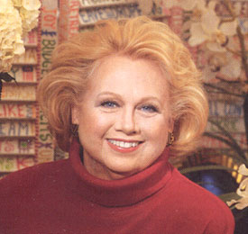 Barbara Cook(Photo detail from the CD booklet of the newDRG recording Barbara Cook: Count Your Blessings)