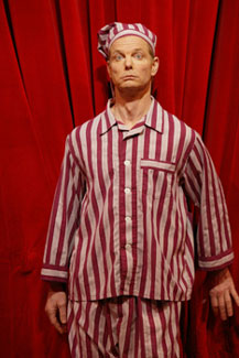 Bill Irwin in The Regard Evening(Photo © Carol Rosegg)