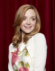 Jayma Mays as Emma Pilsbury