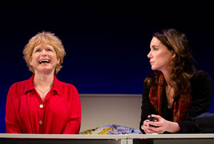 Bonnie Franklin and Lois Robbins