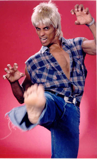 Taimak Guarriello in Road House