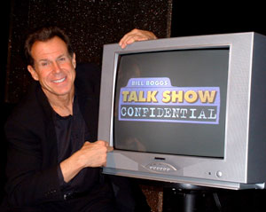 Bill Boggs in Talk Show Confidential(Photo © Laura Penney)
