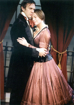 Michael Balsley and Kelly Ann Moorein The Heiress