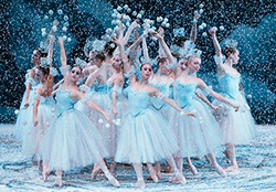 A scene from George Balanchine's The Nutcracker