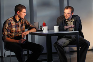 Gabriel Ebert and James McMenamin