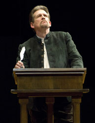 Anthony Heald in Equivocation