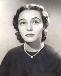 Patricia Neal in a publicity photofor The Children's Hour...