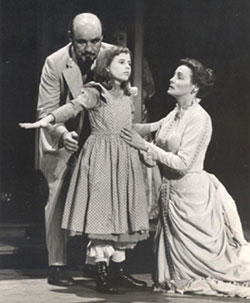 ...with Patty Duke and Torin Thatcherin The Miracle Worker.
