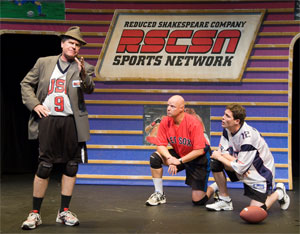 Austin Tichenor, Reed Martin and Matt Rippy