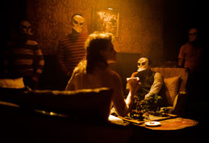 A scene from Sleep No More (© Alick Crossley)
