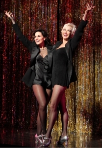Kara DioGuardi and Amra-Faye Wright