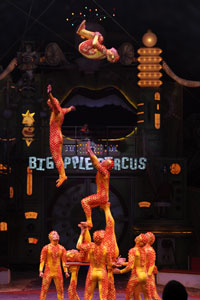 The Shandong Acrobats in Dream Big