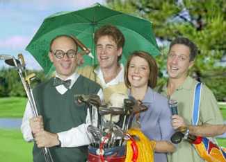 Joel Blum, Sal Viviano, Trisha Rapier, and Christopher Sutton