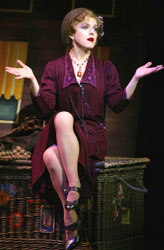 Bernadette Peters in Gypsy(Photo © Joan Marcus)
