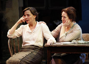 Orlagh Cassidy and Jo Kinsella in Dancing at Lughnasa