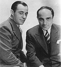 Richard Rodgers and Lorenz Hart