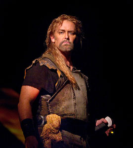 Jay Hunter Morris in Siegfried