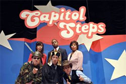 The Capitol Steps (Courtesy of the company)