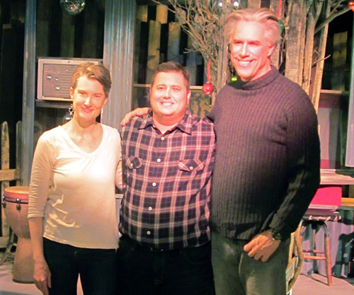 Annette O'Toole, Chaz Bono and Jeff McCarthy