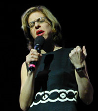 Jackie Hoffman(Photo © Michael Portantiere)