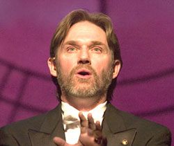 Richard Thomas in The Stendhal Syndrome(Photo © James Leynse)