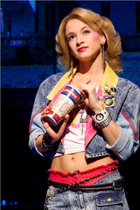 Emily Padgett in Rock of Ages