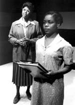 Cheryl Lynn Bruce andKarla Beardas young Barbara Jordanin Voice of Good HopePhoto:  Liz Lauren