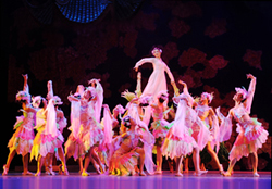 A scene from The Peony Pavilion