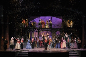 Publicity image for Center REP's A Christmas Carol