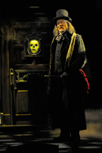 James Carpenter in A Christmas Carol