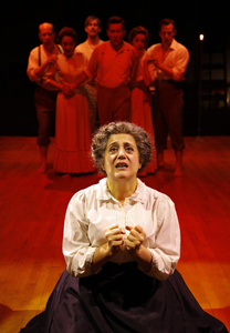 Mary Testa and company