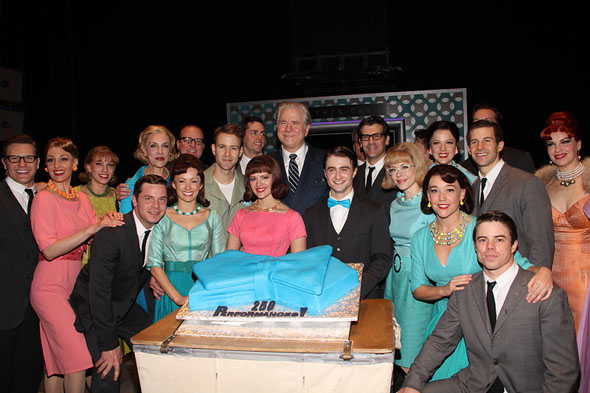 The Cast of How to Succeed in Business Without Really Trying