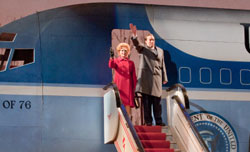 A scene from Nixon in China