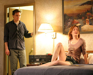 Michael Shannon and Shannon Cochran in Bug(Photo © Gabe Evans)
