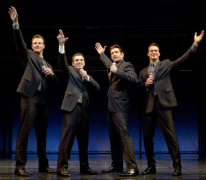 Quinn VanAntwerp, Jarrod Spector, Andy Karl,