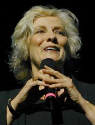Betty Buckley(Photo © Michael Portantiere)