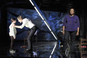 Matthew Schechter, Michael Laurence, and