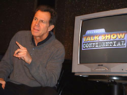 Bill Bogs in Talk Show Confidential(Photo © Laura Penney)