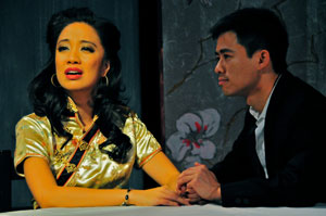 Jaygee Macapugay and Whitney Kam Lee